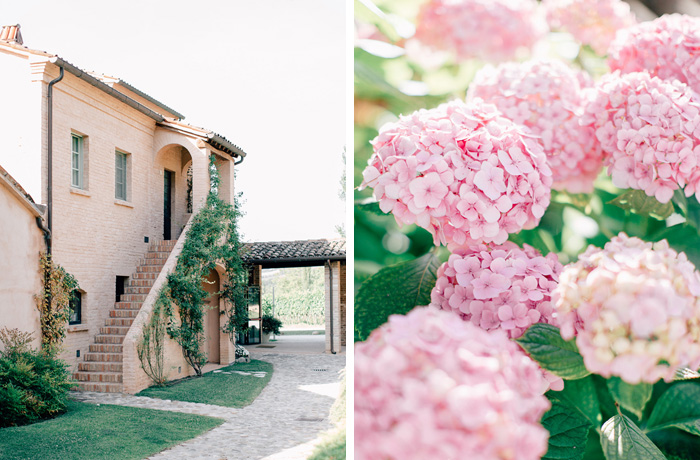 Urbino Resort Italy wedding