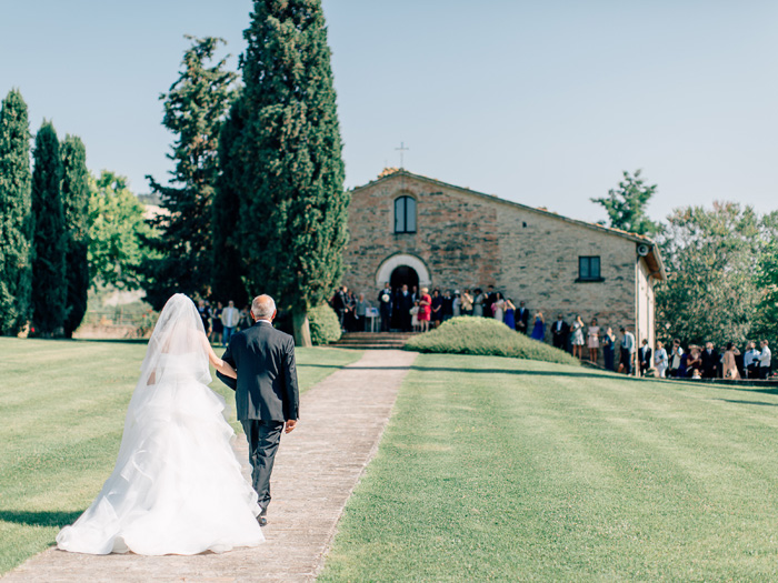 Urbino Resort wedding church