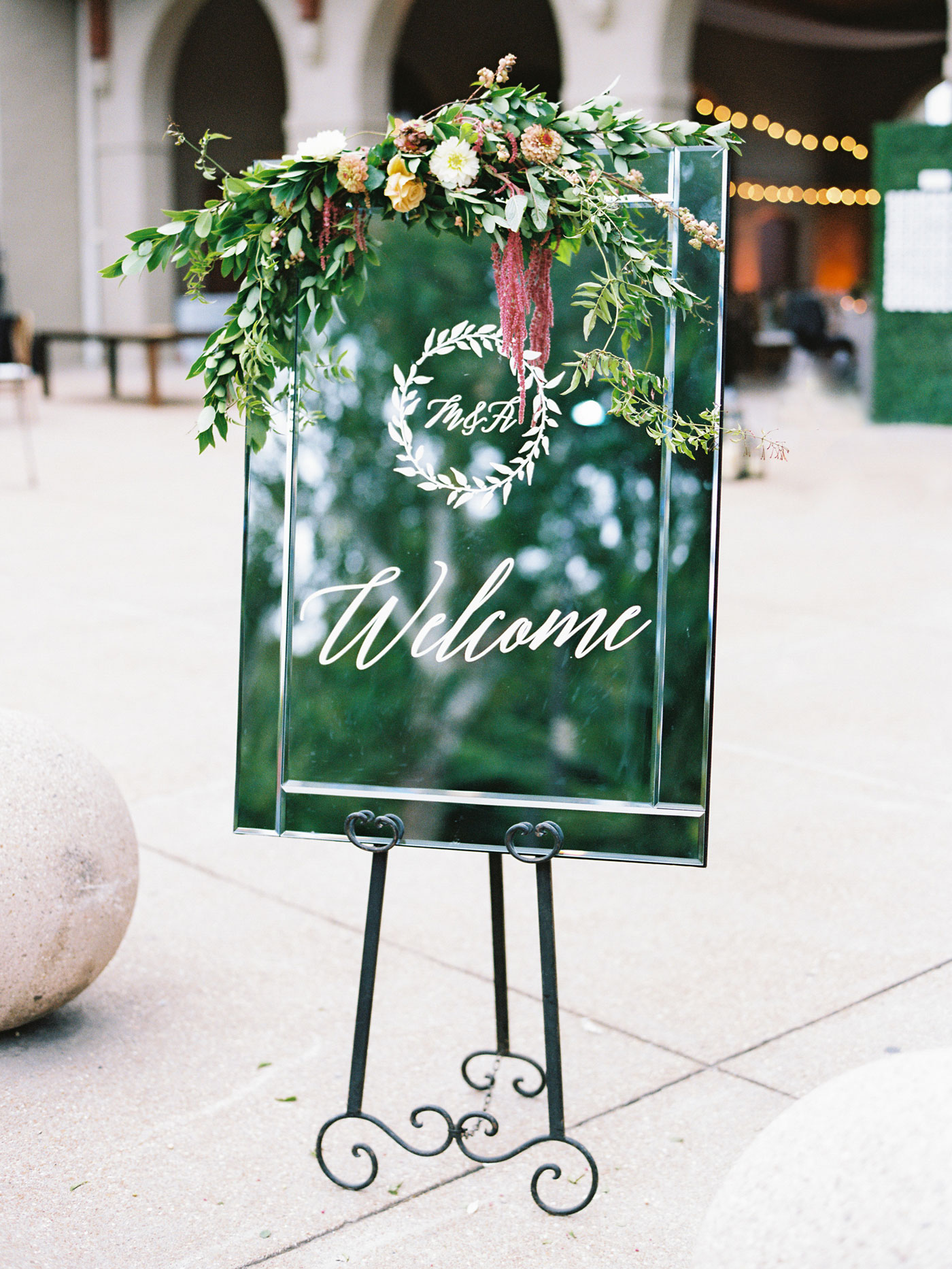 Forest Park Martha Stewart wedding