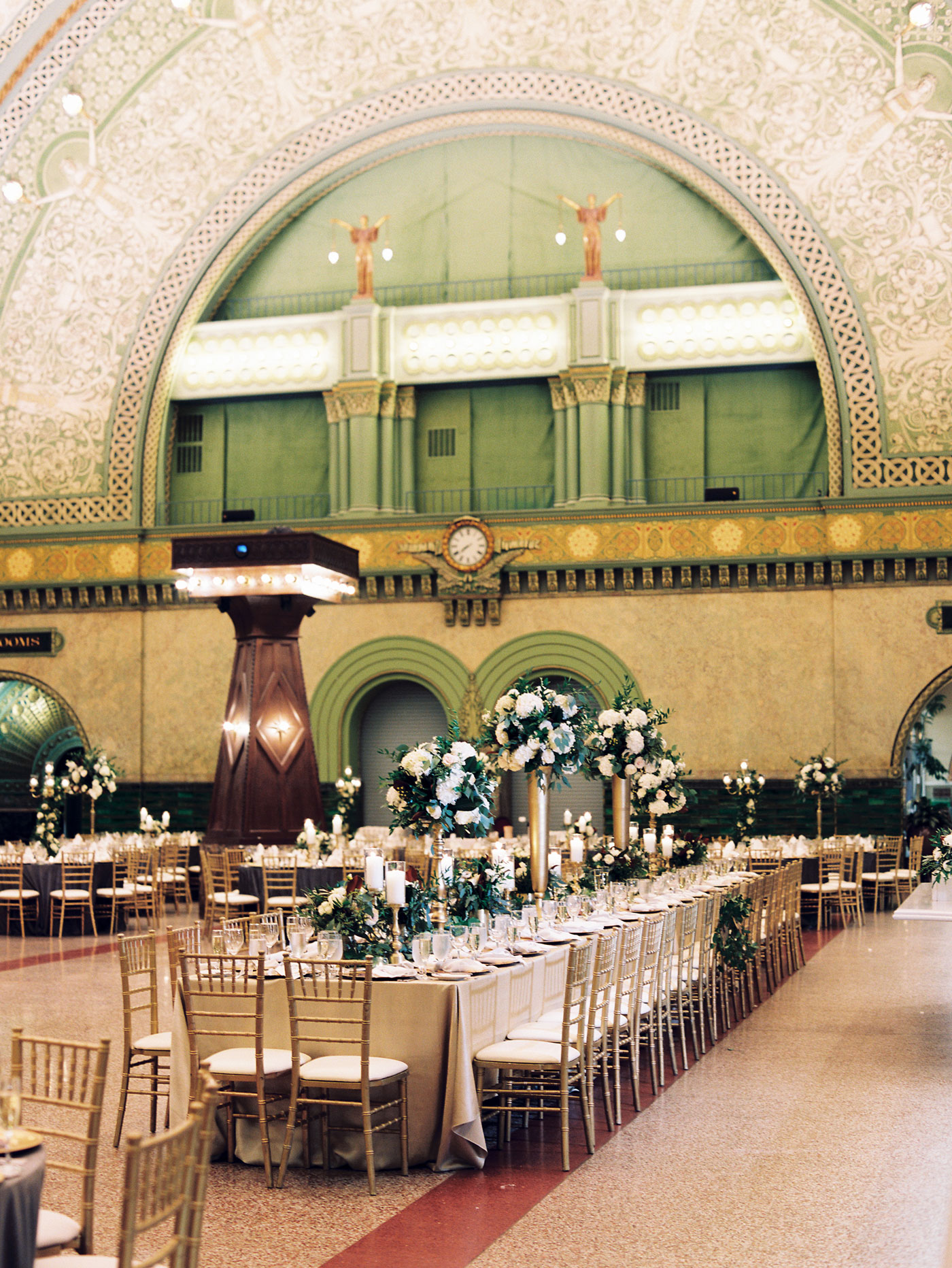 st louis union station wedding