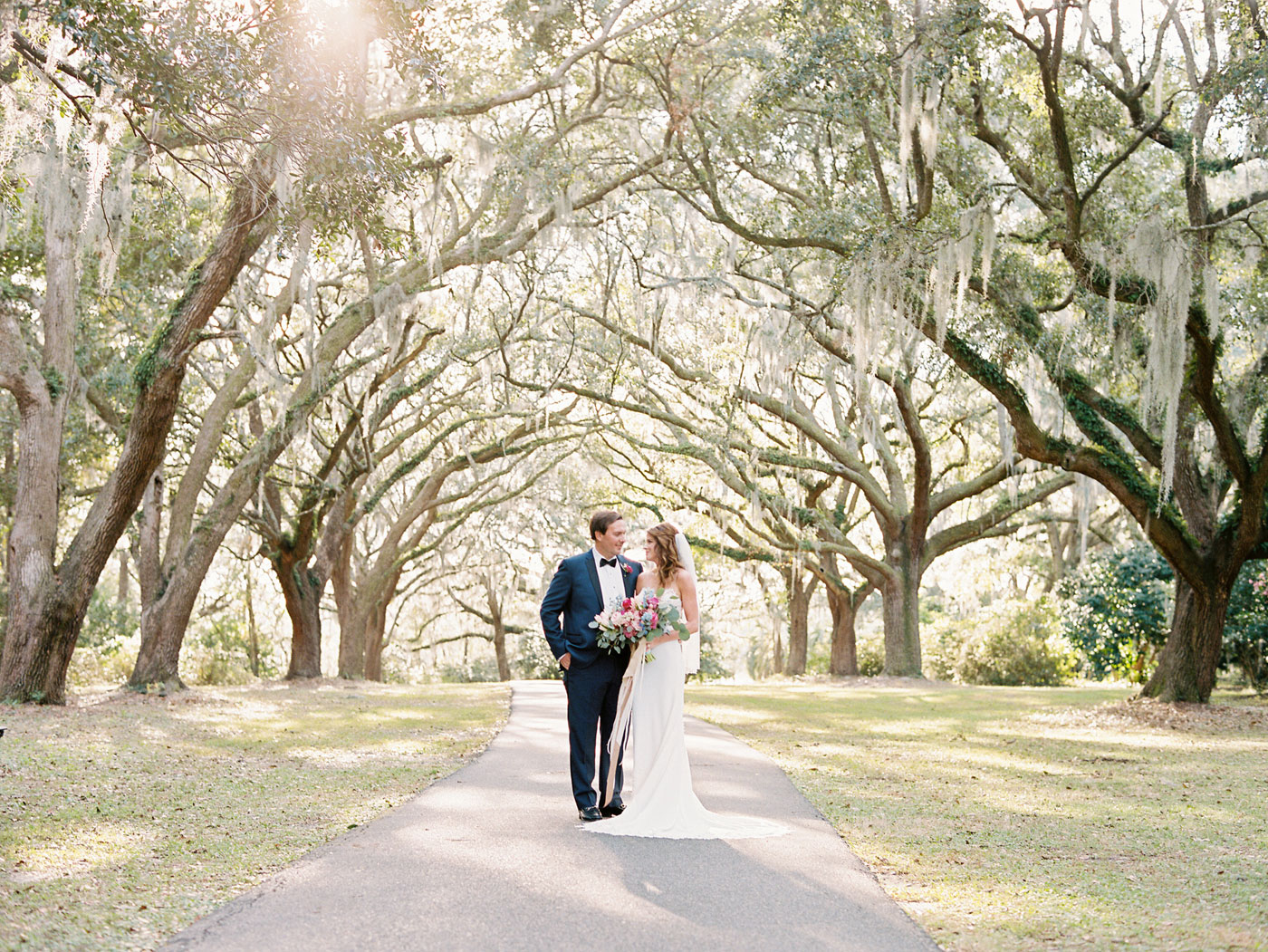 charleston fine art film wedding photographer