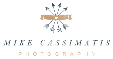 Mike Cassimatis | St. Louis engagement and wedding photographer. logo