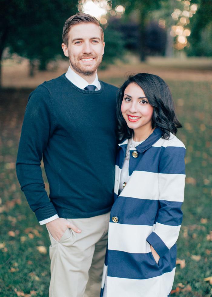 Jake and Ida engagement photos