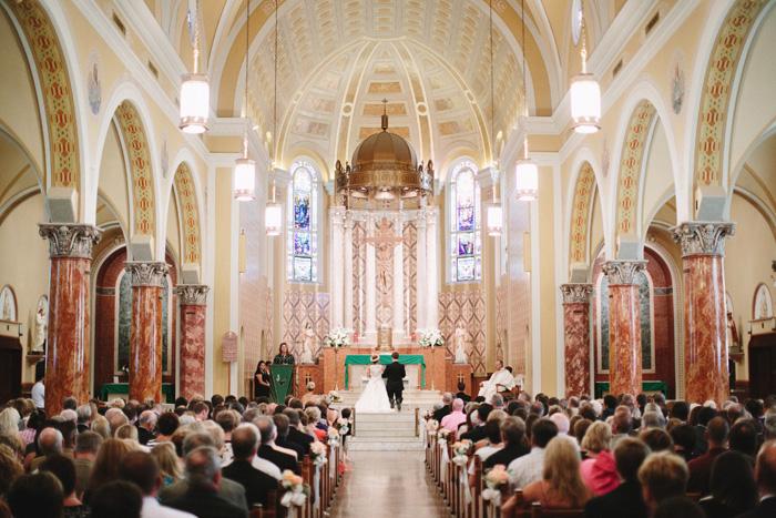 st ambrose church wedding