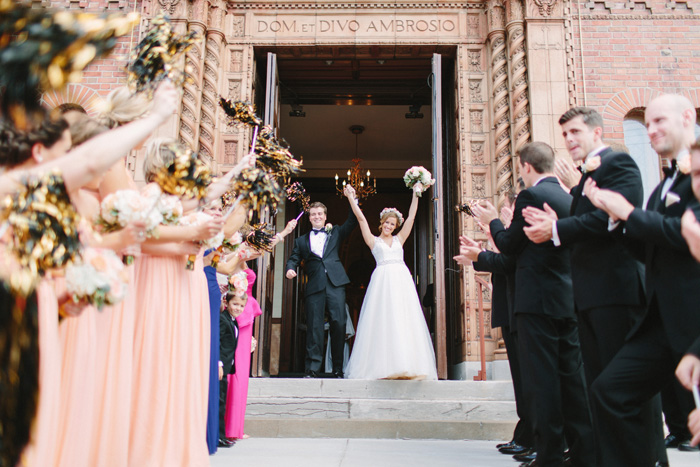 wedding at st ambrose on the hill