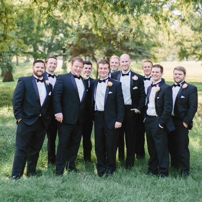groomsmen francis park