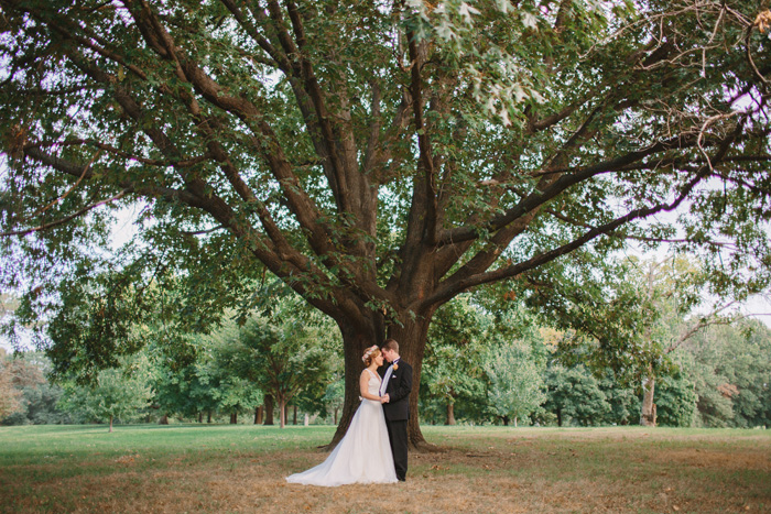 francis park wedding