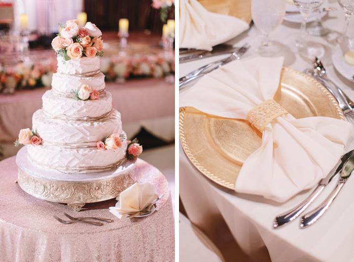 wedding cake chase park plaza