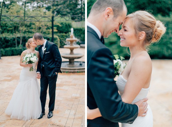 bride and groom love