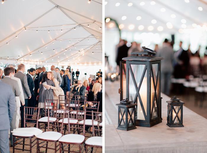 Scape restaurant wedding
