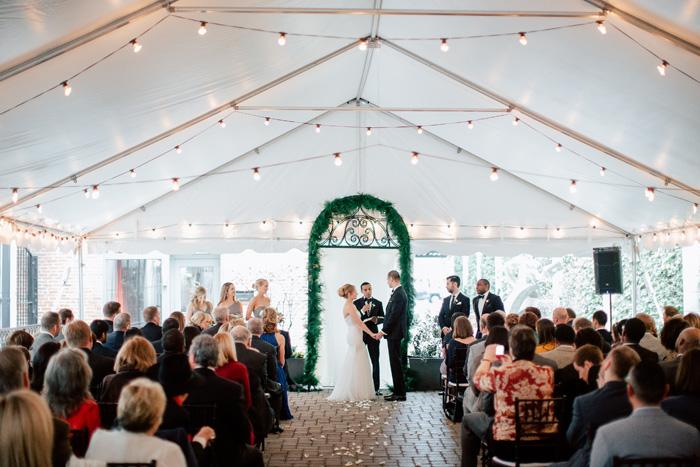Scape restaurant St. Louis wedding