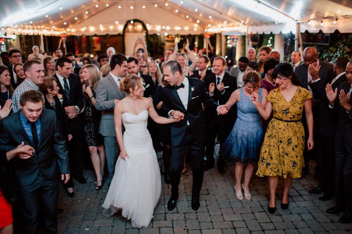Bosnian wedding dance