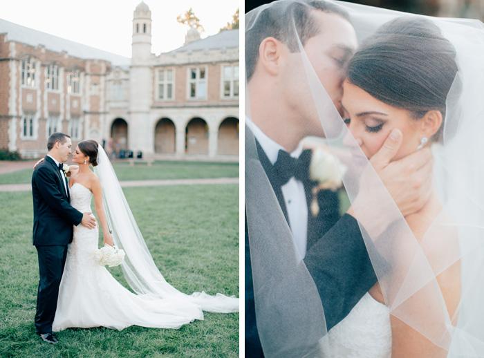 Wedding photos at Washington University St. Louis