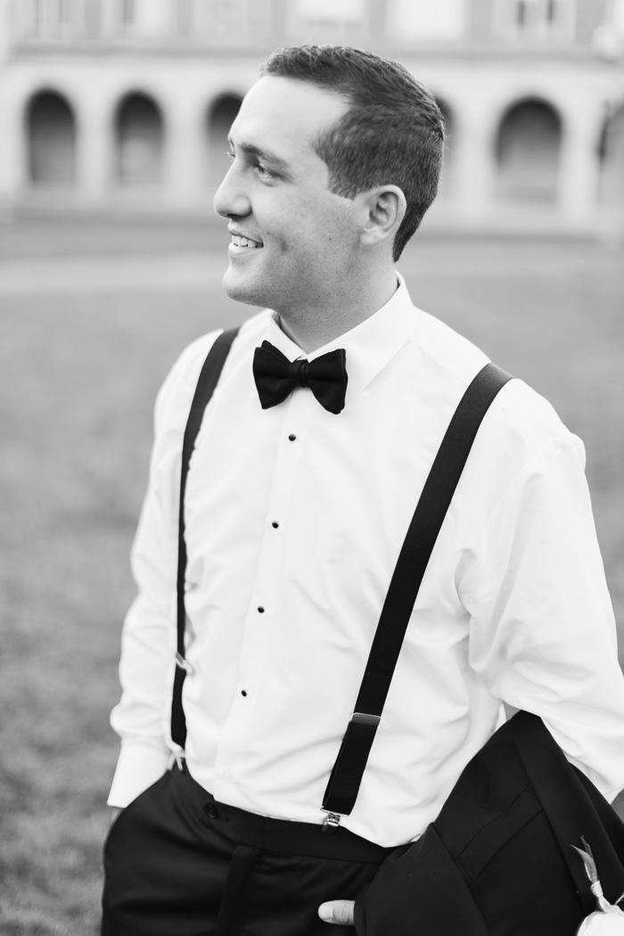 portrait of groom