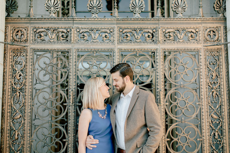 engagement at st. louis library