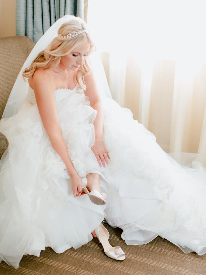 bride at Chase Park Plaza