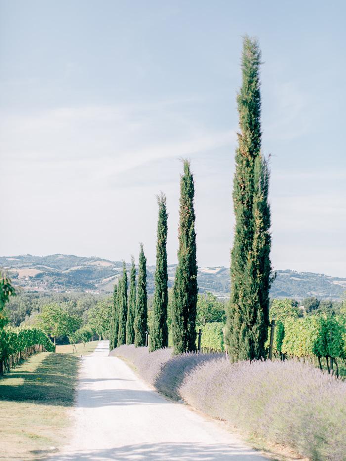 Le Marche Italy wedding