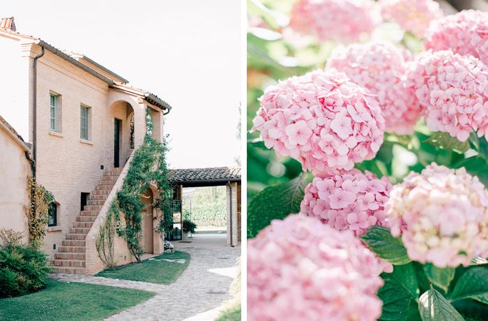 Urbino Resort Italy wedding