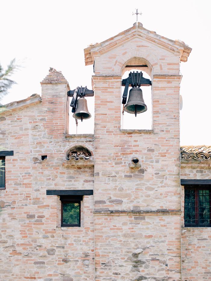 church bells in Italy