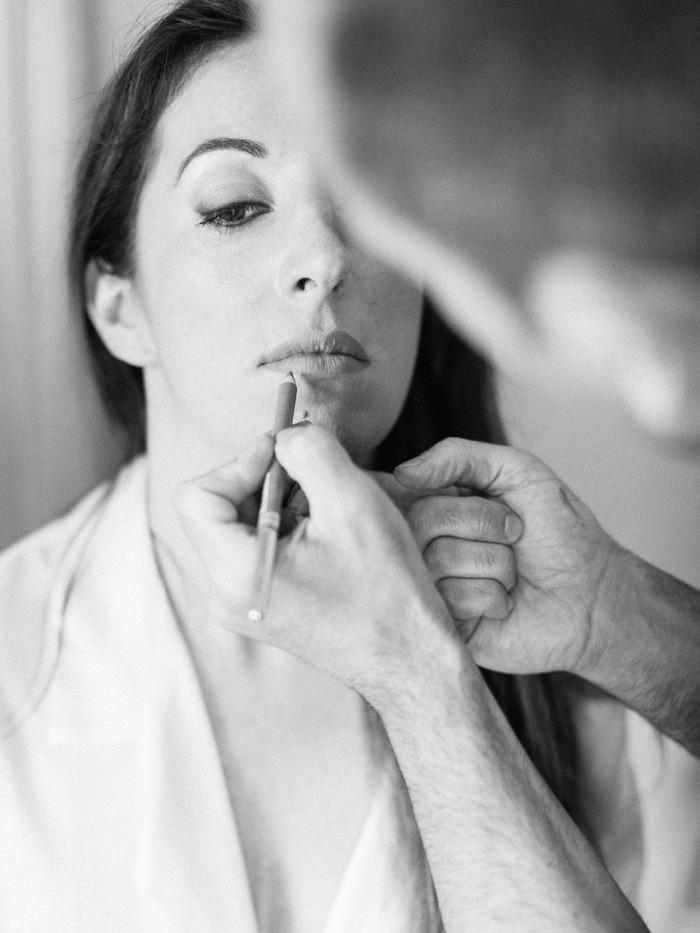 bridal makeup italy wedding