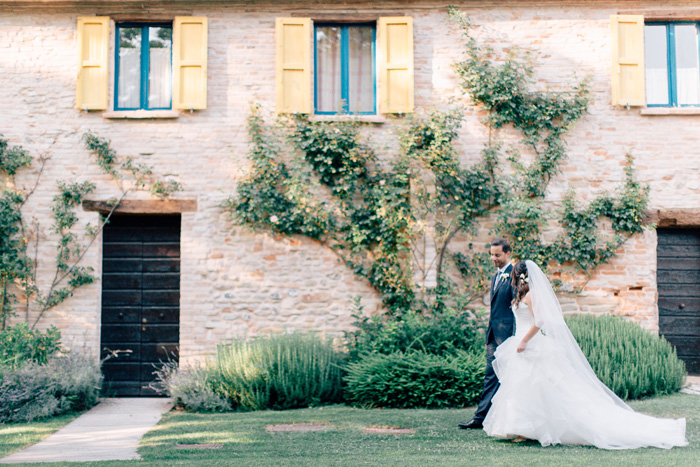 wedding in Le Marche Italy