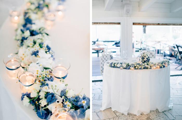 Wedding reception Le Marche Italy