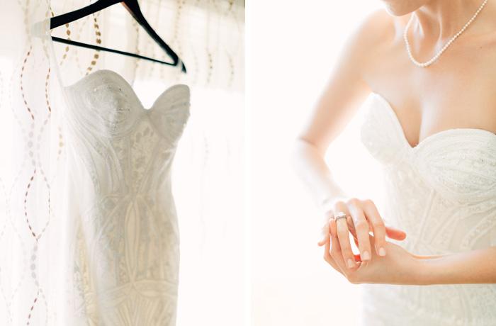 bridal details Ritz-Carlton St. Louis