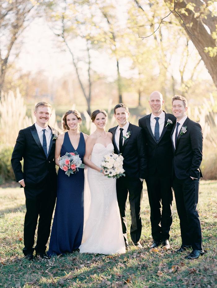Film wedding photographer St. Louis