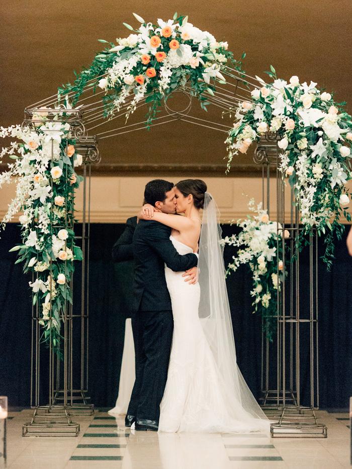 Peabody Opera House wedding photographer