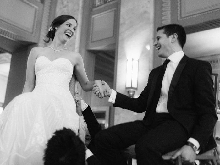 Hora wedding dance