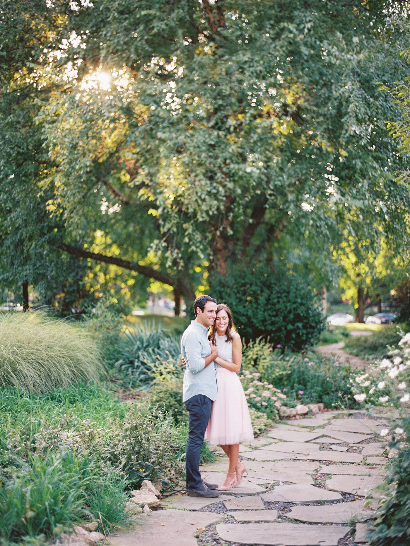 Summer Engagement photos St. Louis