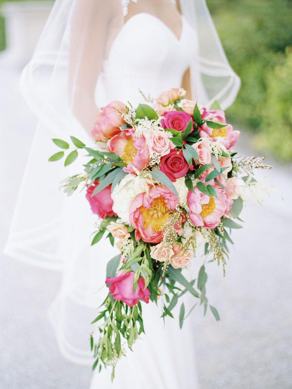 artistry florist bride bouquet