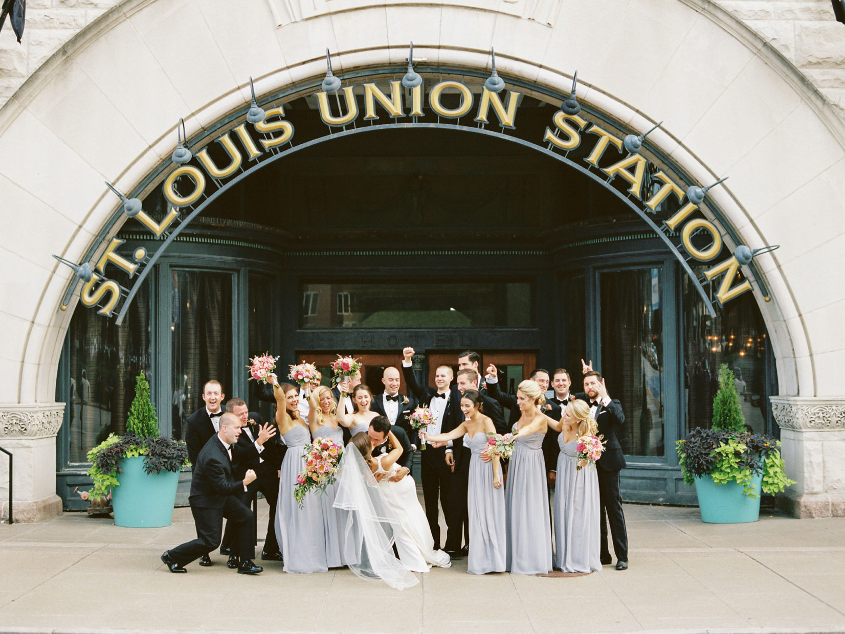 st louis union station wedding