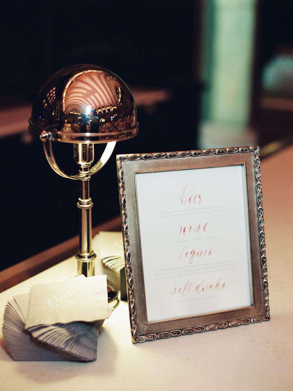 reception details at st louis union station