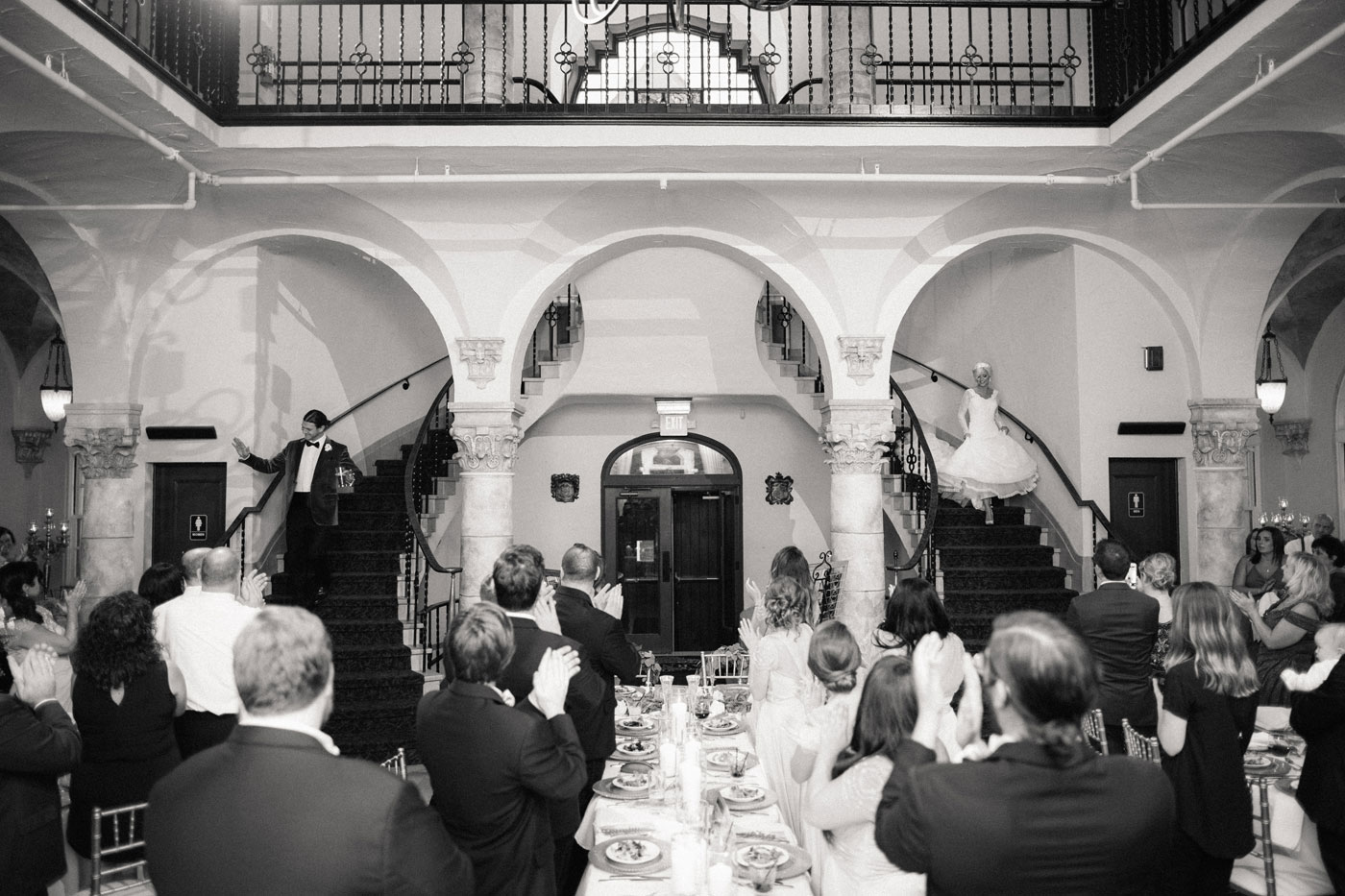 Barnett on Washington wedding