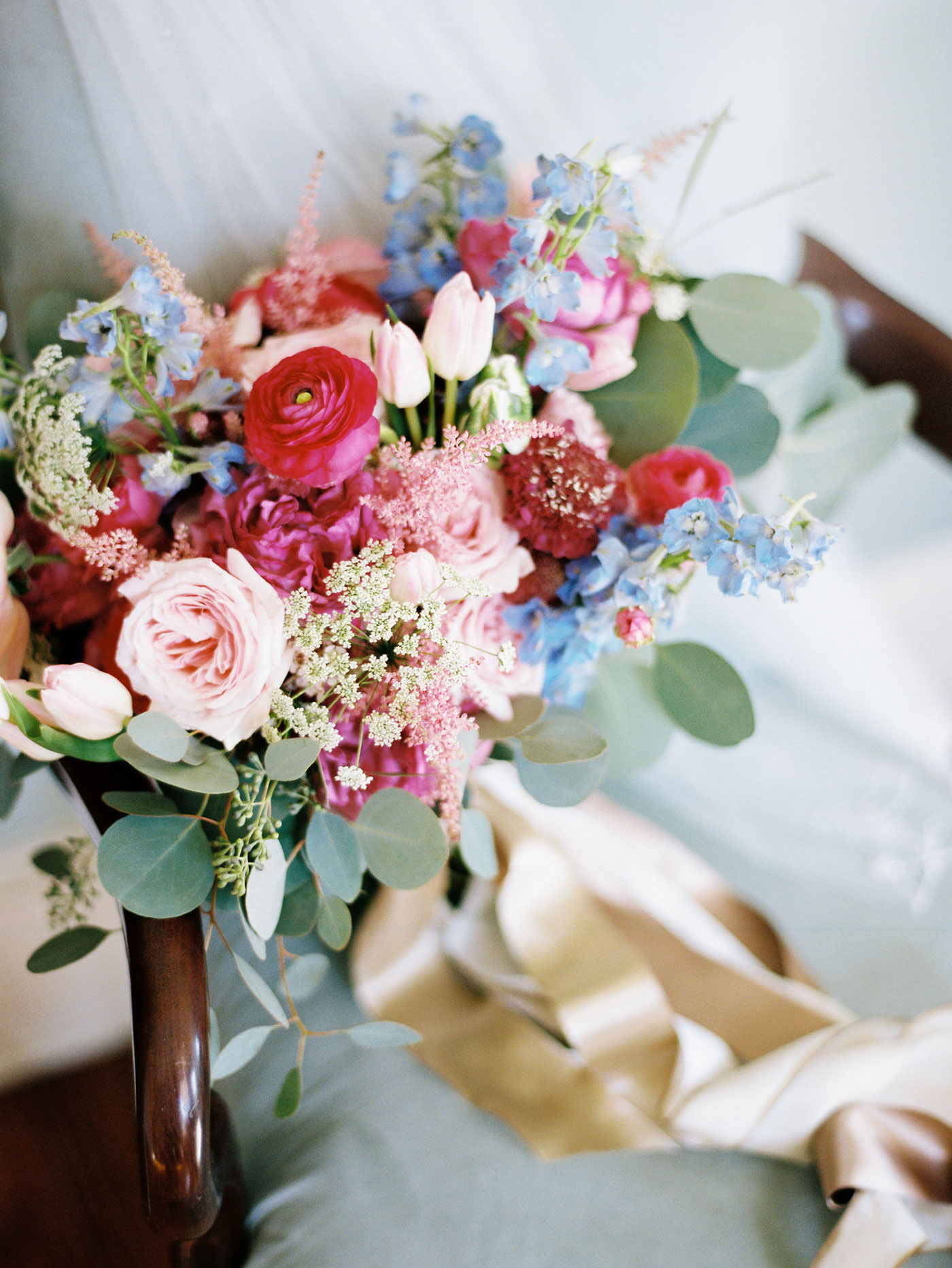 bridal bouquet charleston wedding