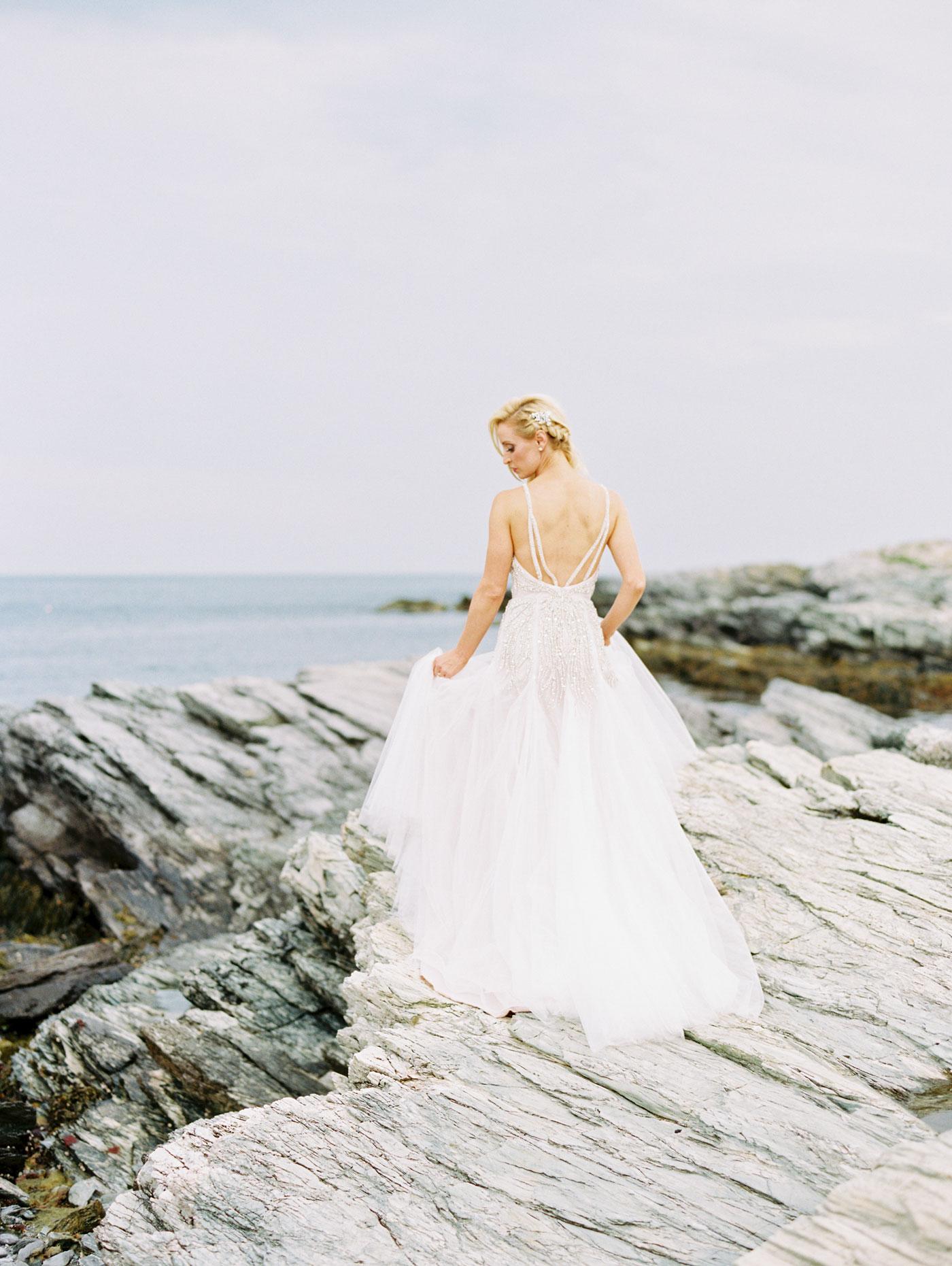 bride film portraits