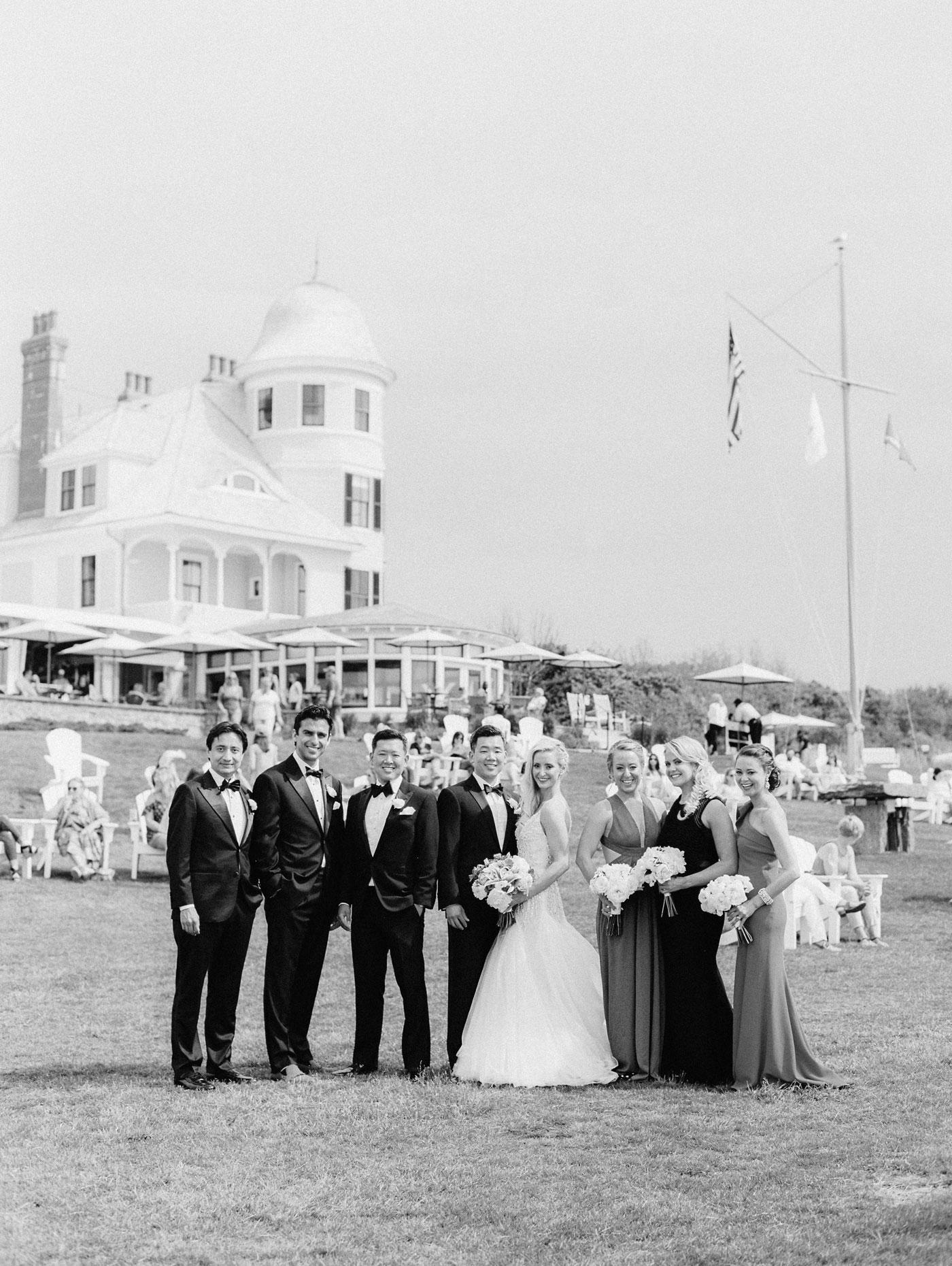 newport film wedding photos