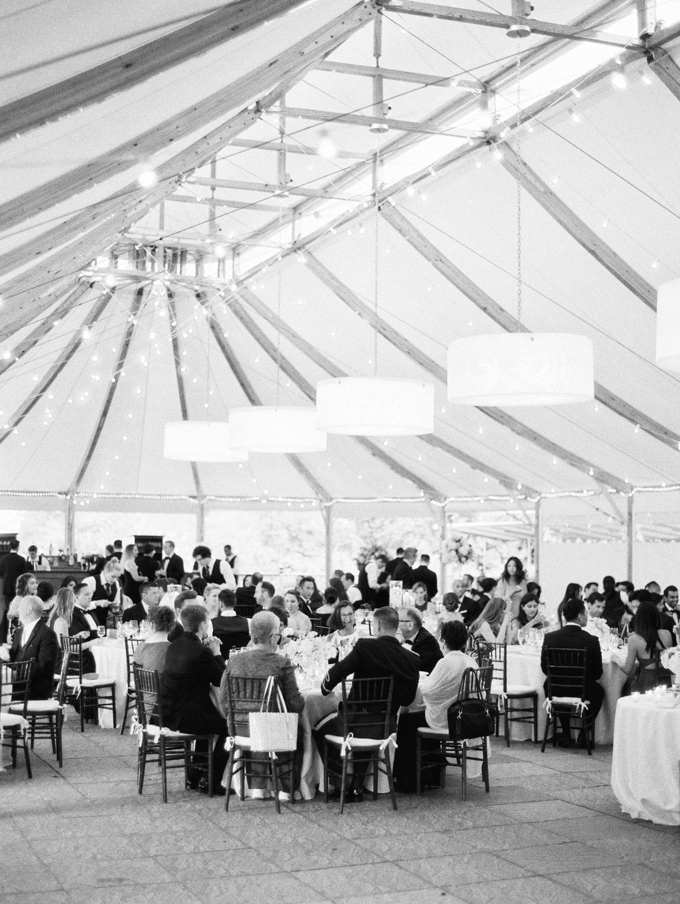 black and white film wedding photos