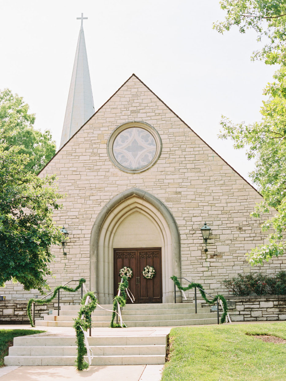Emmanuel Episcopal Church wedding