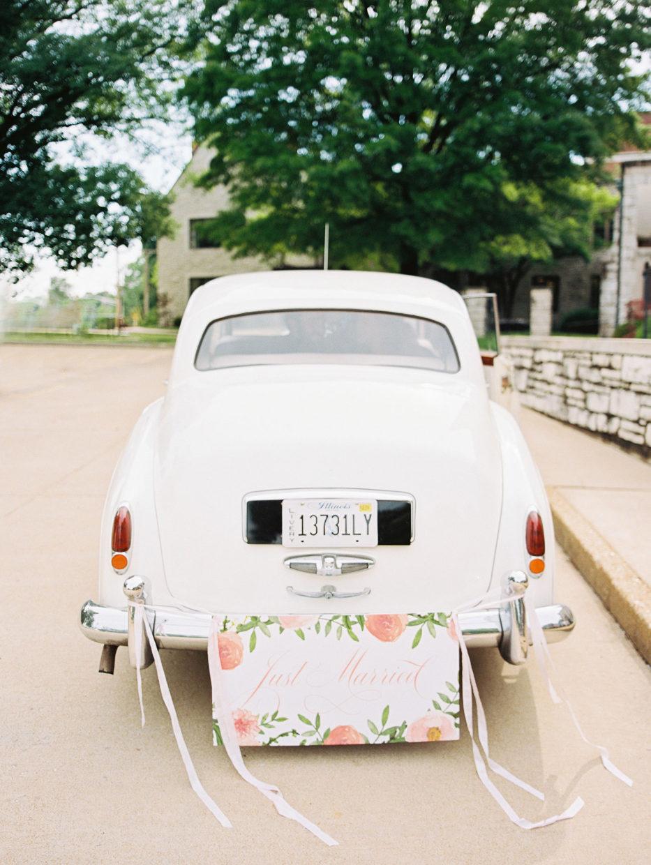getaway car on film