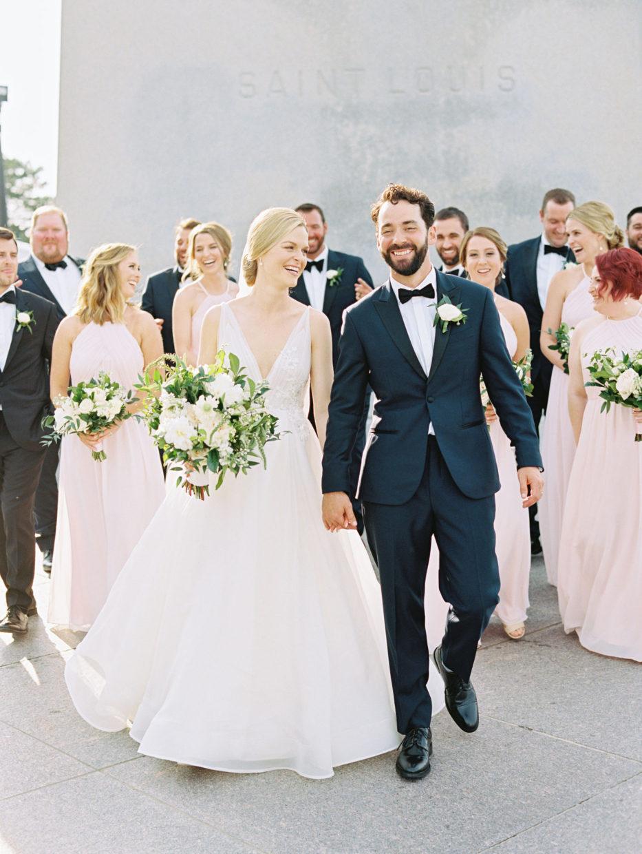 mike cassimatis wedding party portrait