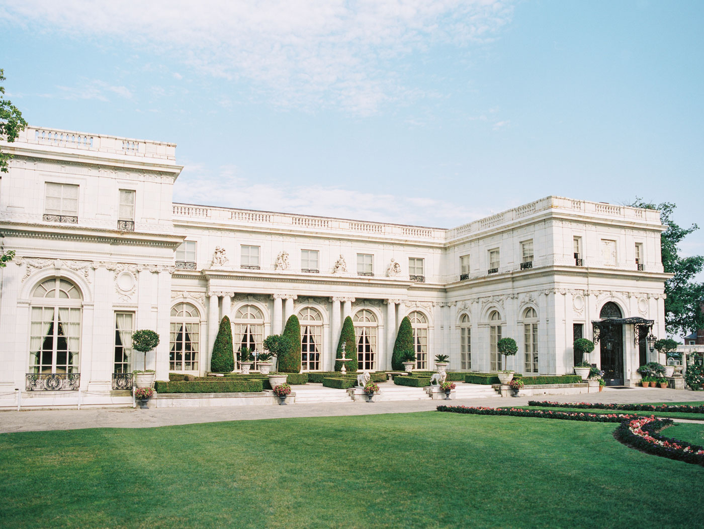 Rosecliff Mansion Newport