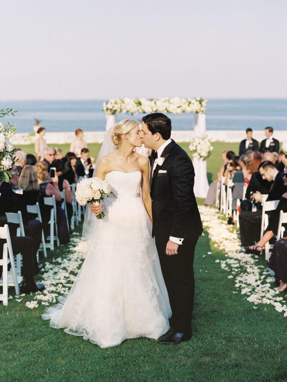 real wedding at rosecliff mansion newport