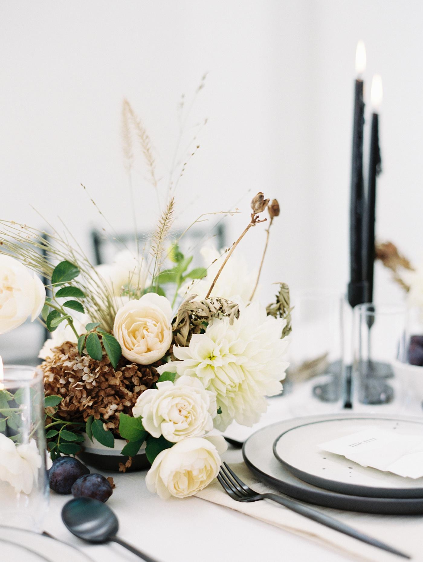 minimal wedding inspiration