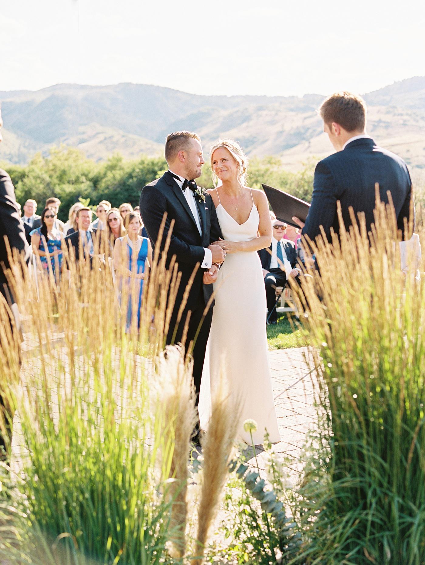 real wedding at manor house