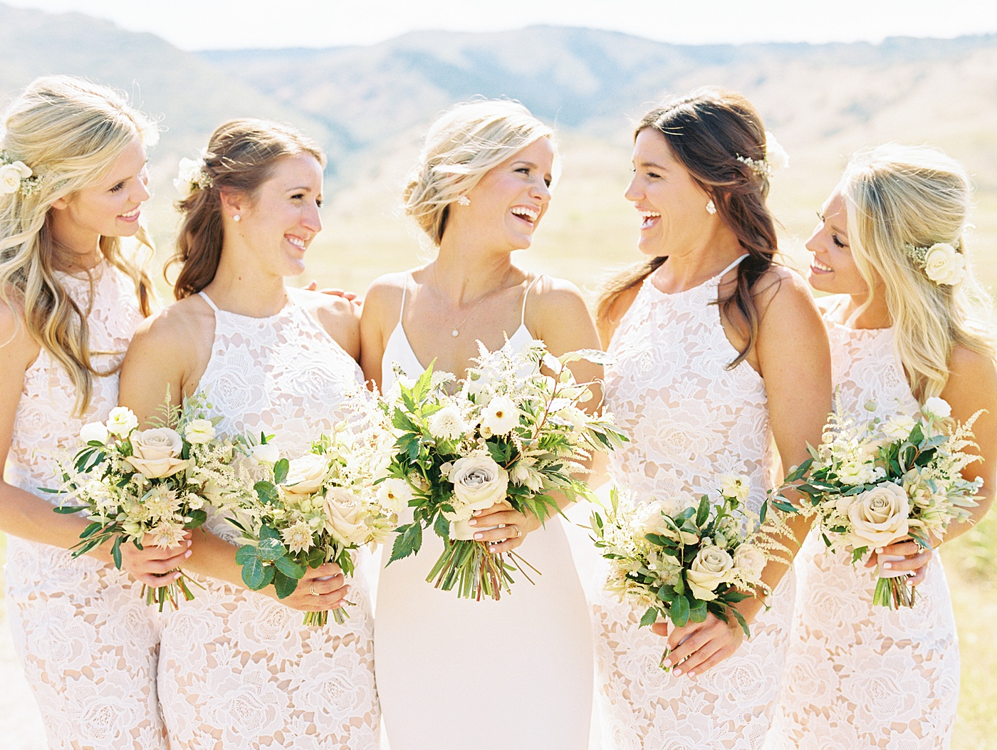 flora by nora wedding