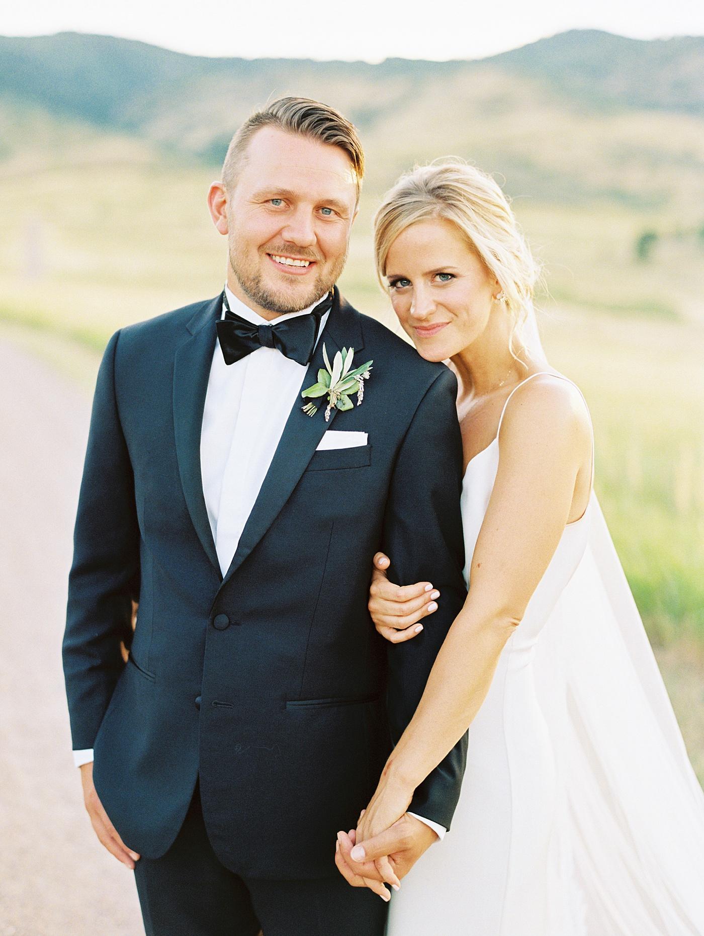 martha stewart colorado wedding