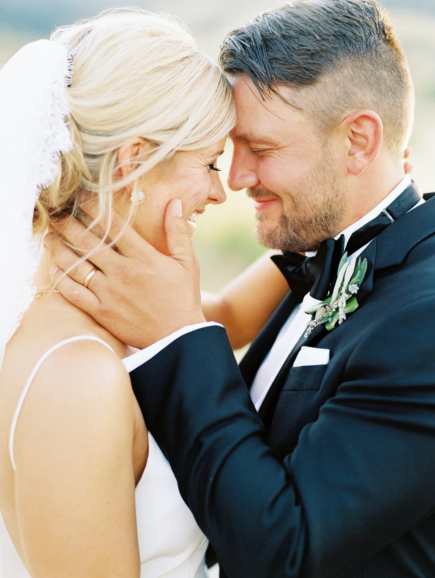 romantic film wedding photographer