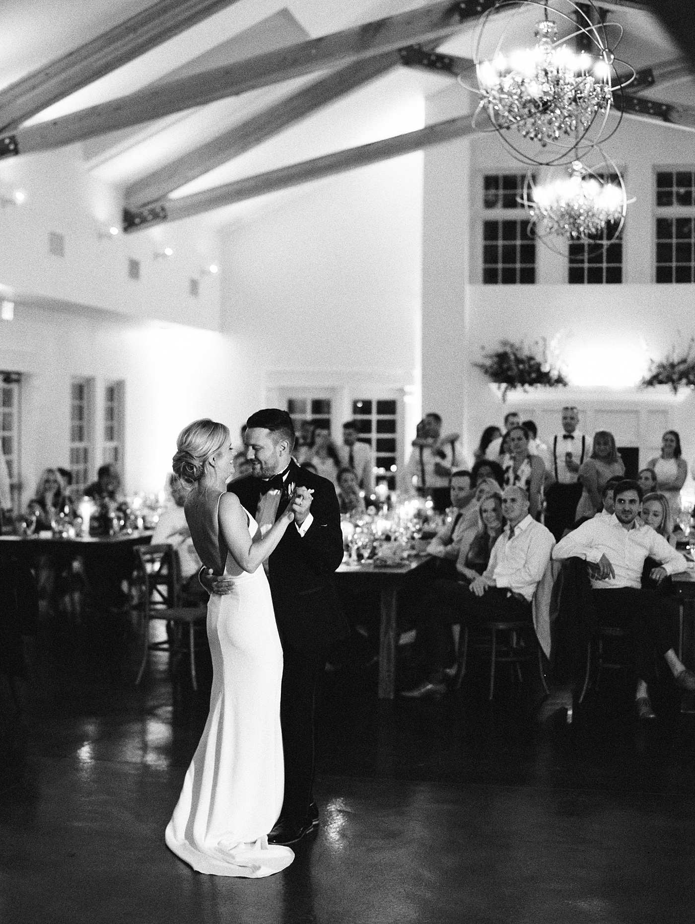 first dance at manor house wedding